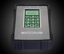 DataLocker Self-Encrypting & Destructing Drive