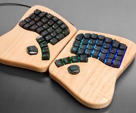 Model 01 Typist's Keyboard