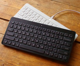 SilentKeys - The Go-Incognito Keyboard