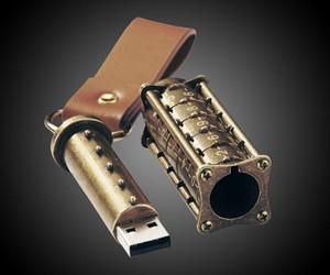 Cryptex USB Flash Drive