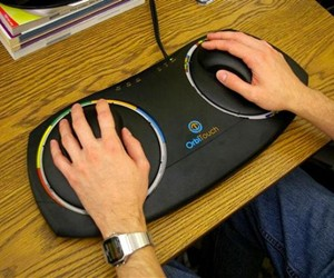 orbiTouch Keyless Keyboard & Mouse