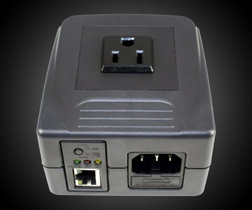 ezOutlet - IP-Enabled Remote Power Reboot Switch