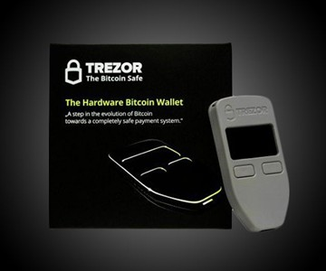 Trezor the Bitcoin Safe - Hardware Bitcoin Wallet