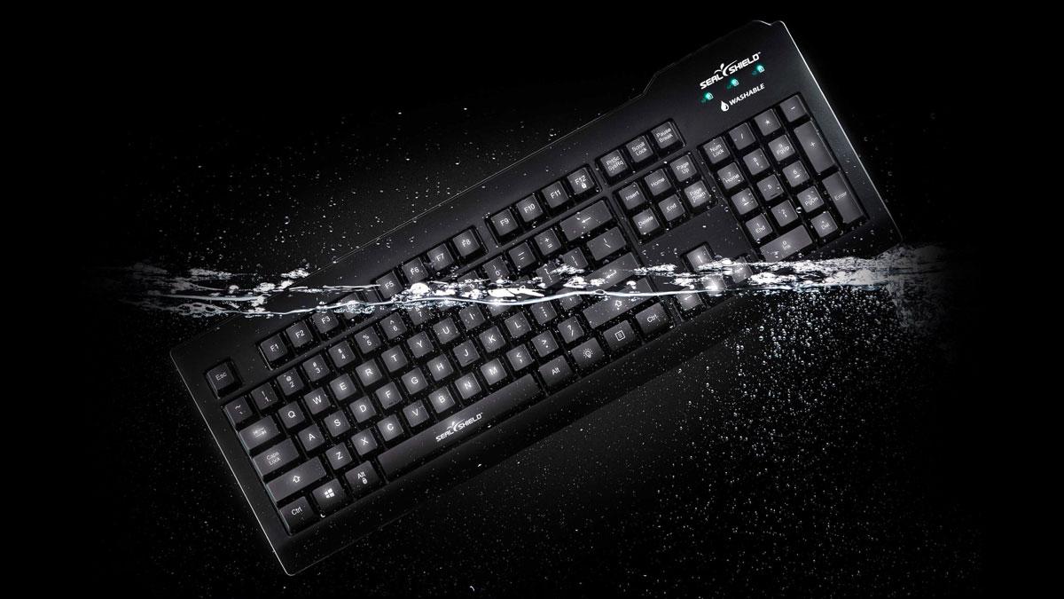 Seal Shield Washable & Waterproof Keyboards