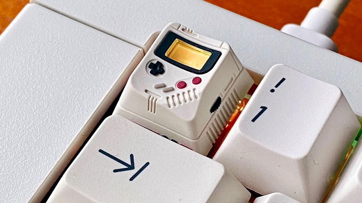 ZMKC Nintendo Game Boy Keycap