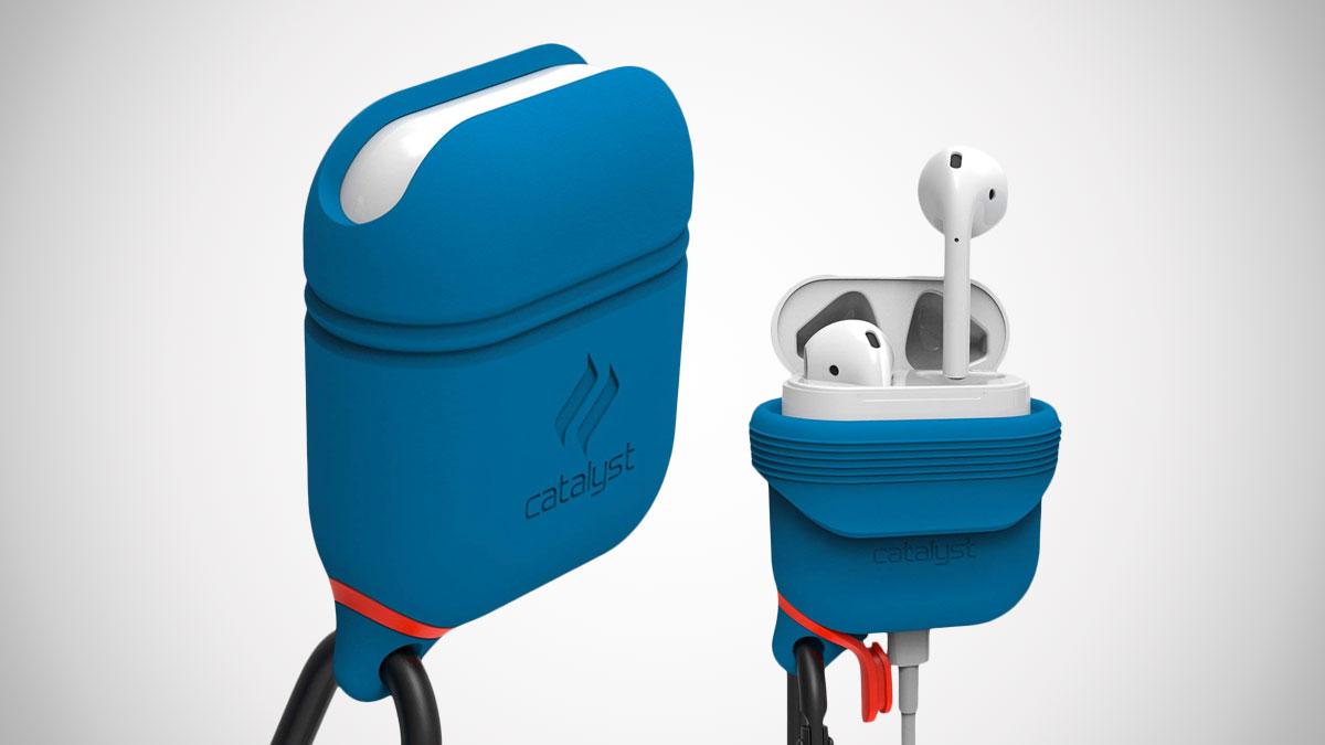 Catalyst Waterproof AirPod Case Cover | DudeIWantThat.com