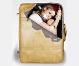 Insane Suitcase Stickers