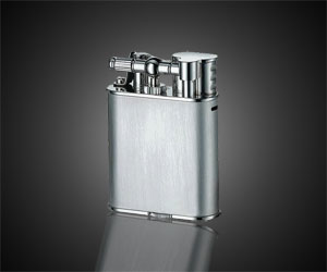 Dunhill Silver Turbo Sport Series Lighter
