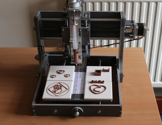 3D Chocolate Printer