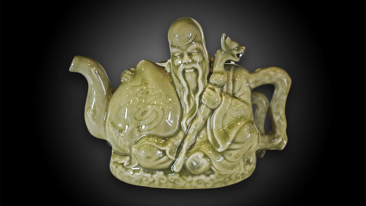 Assassin's Teapot