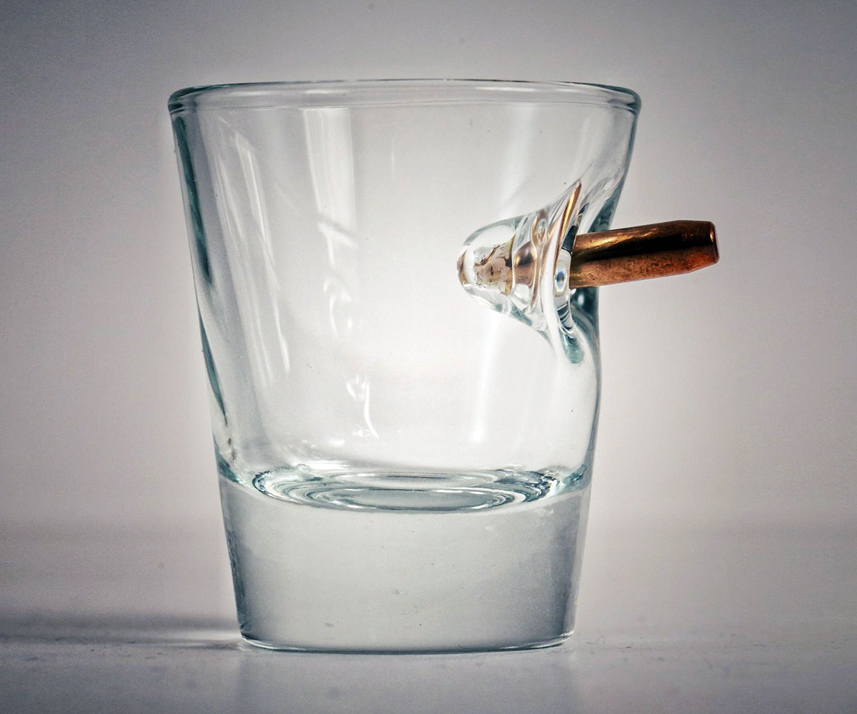 BenShot Bullet Shot Glass
