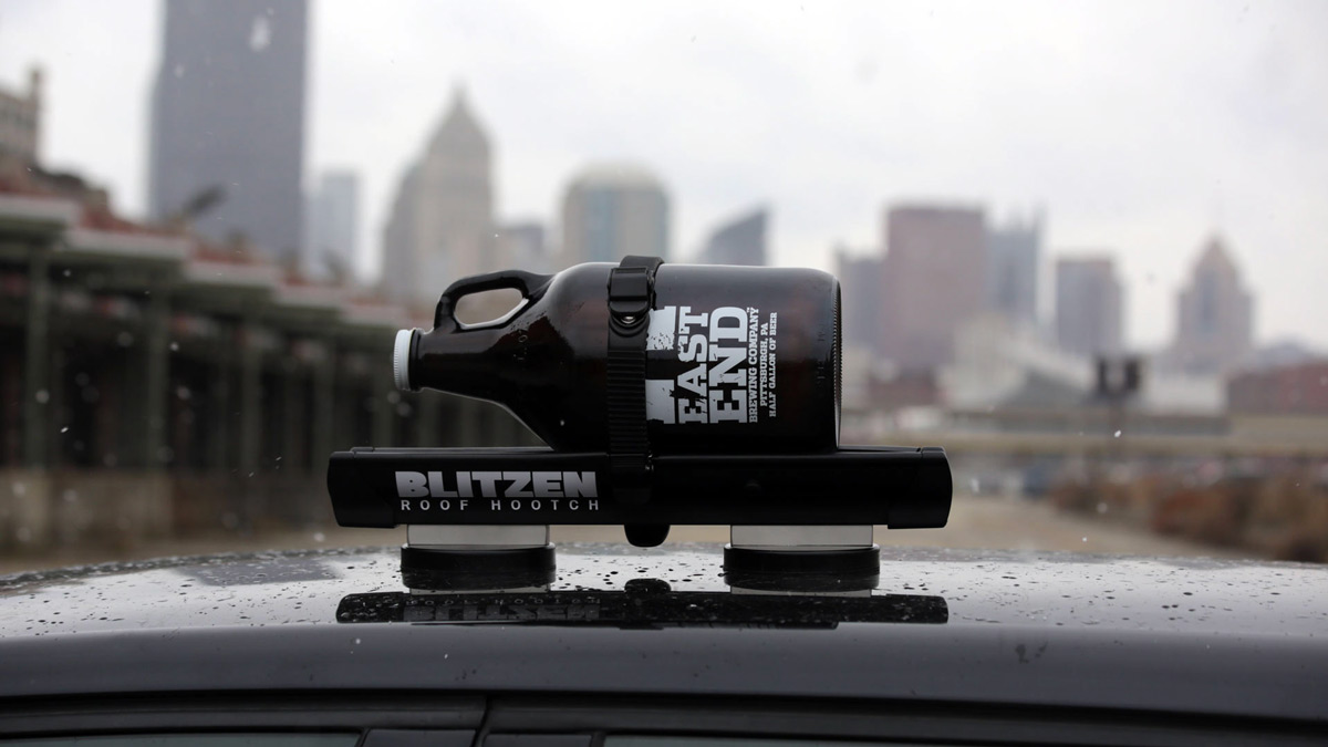 Blitzen Rooftop Beverage Chiller