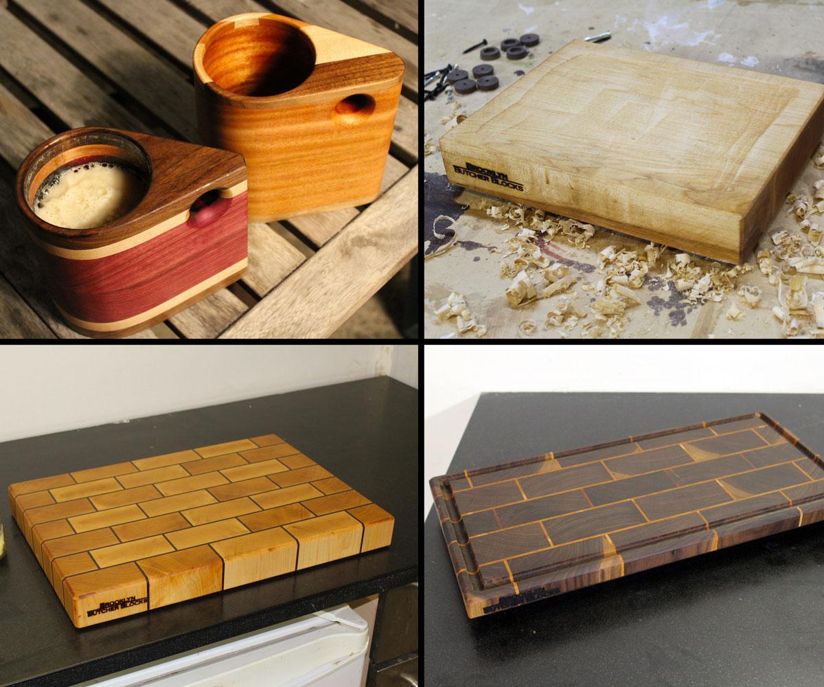 brooklyn butcher blocks woodenware dudeiwantthat com