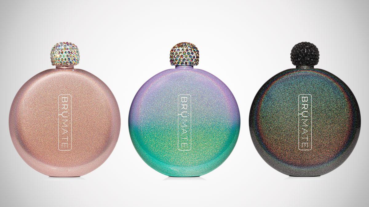 Brumate Glitter Flask