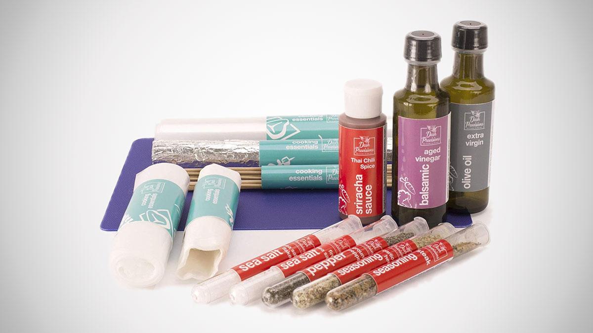 Cooking Essentials Travel Kit