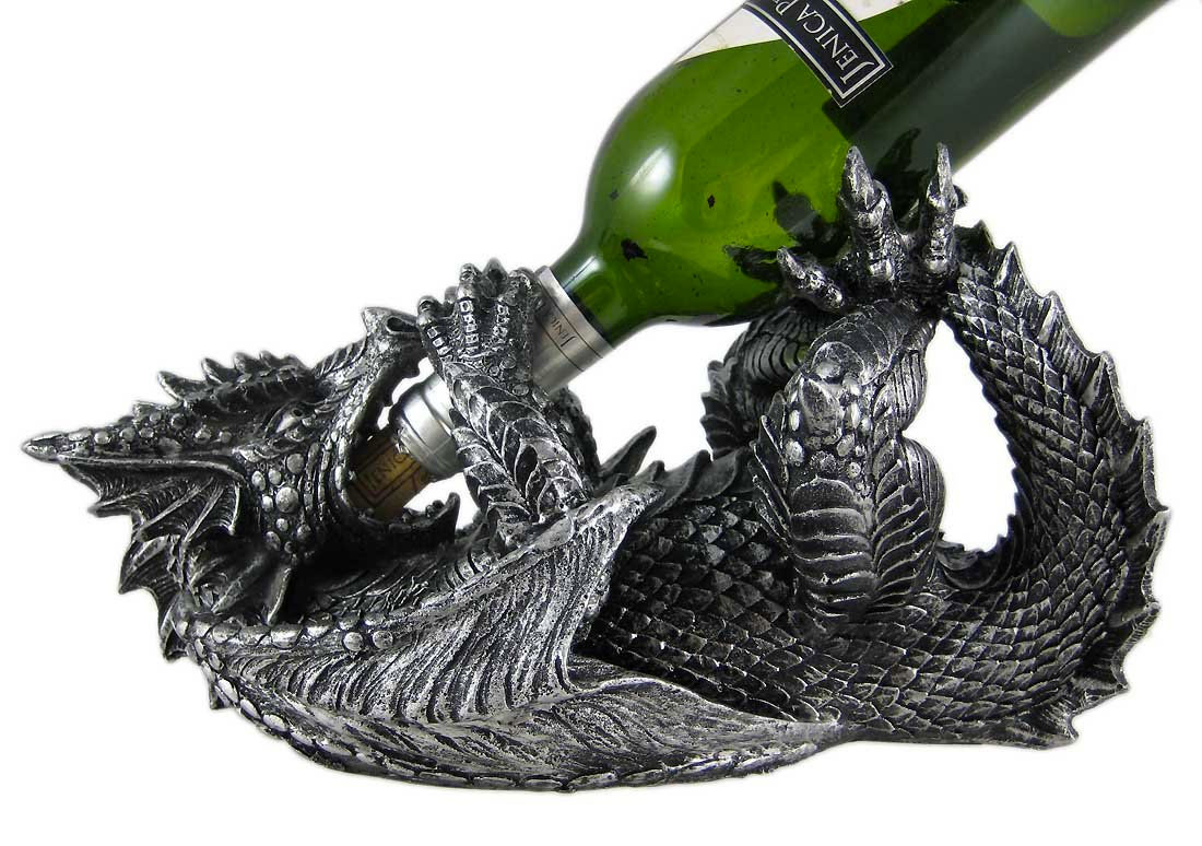 Dragon Wine Bottle Holder Dudeiwantthat Com