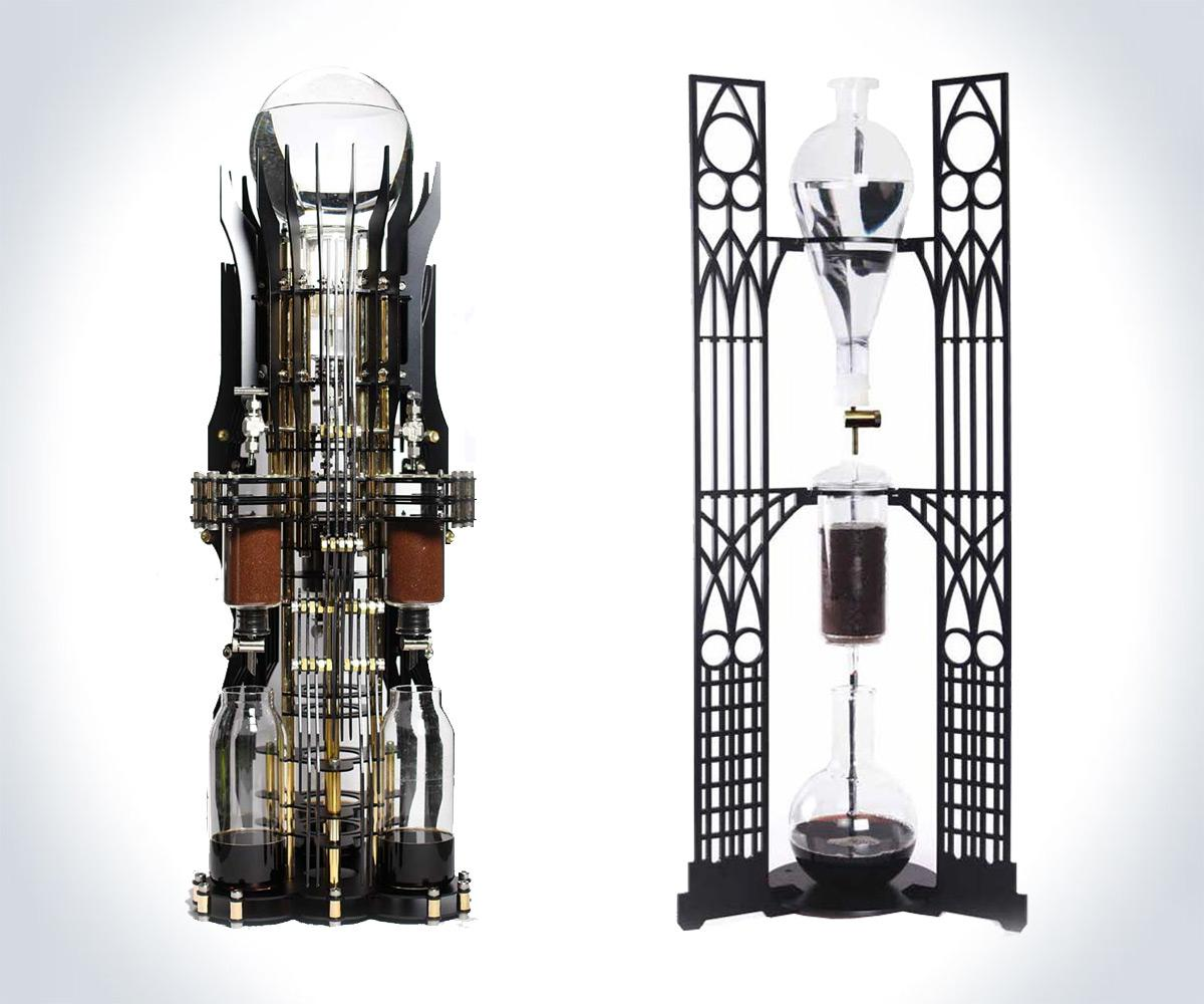 Dutch Lab Cold Drip Coffee Brewers DudeIWantThat.com