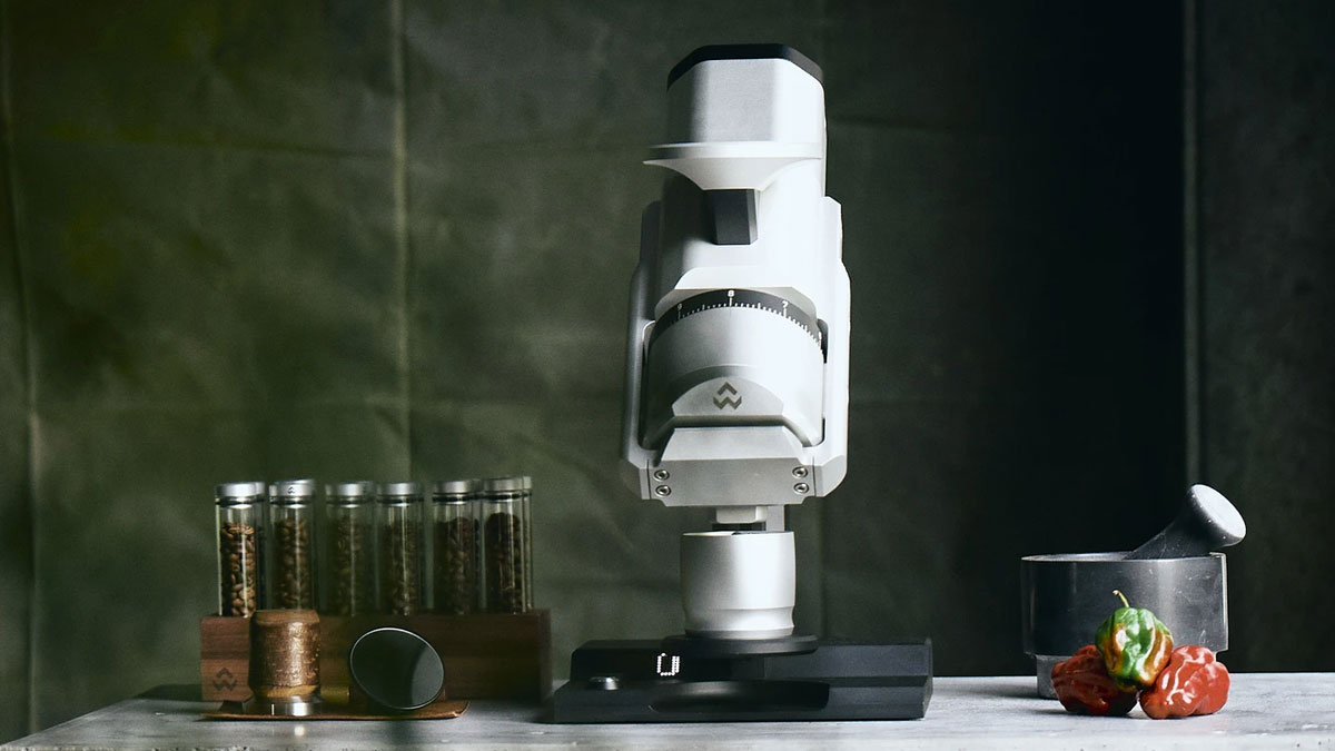 EG-1 Single Dosing Coffee Grinder