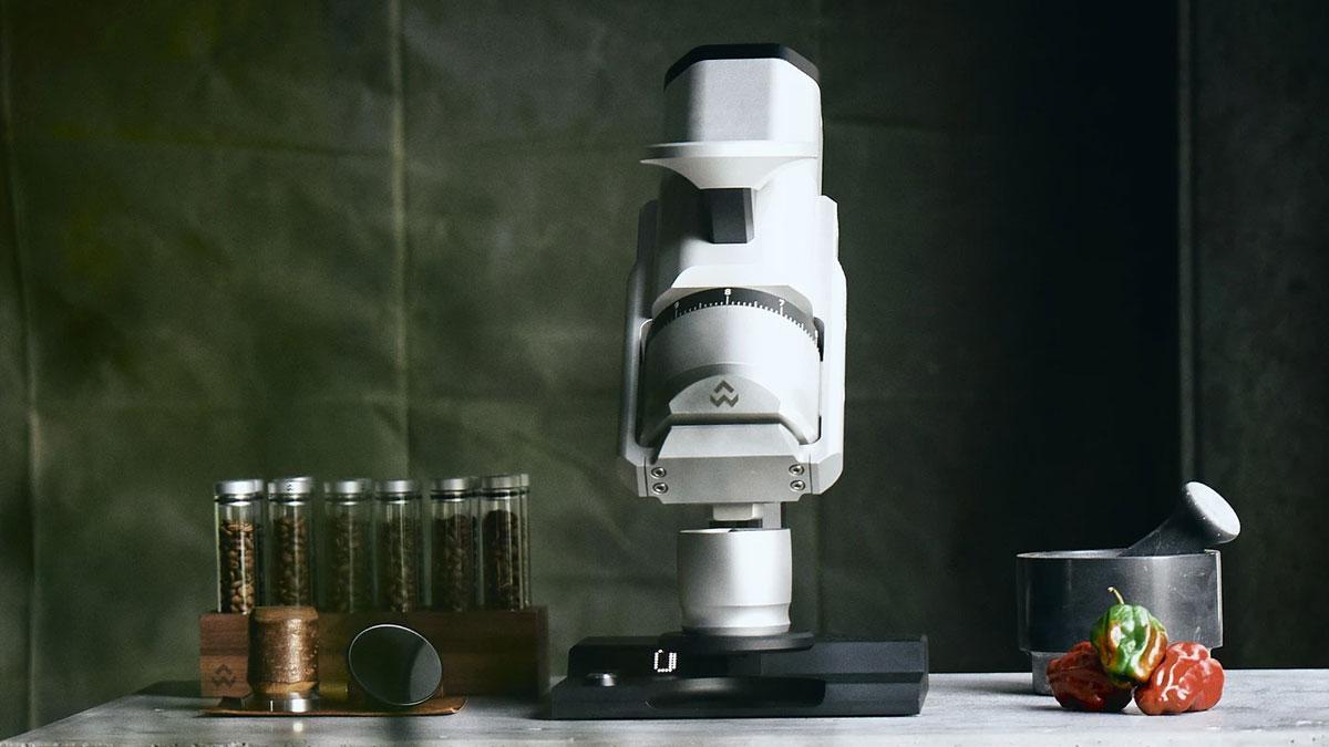EG-1 Single Dosing Coffee Grinder