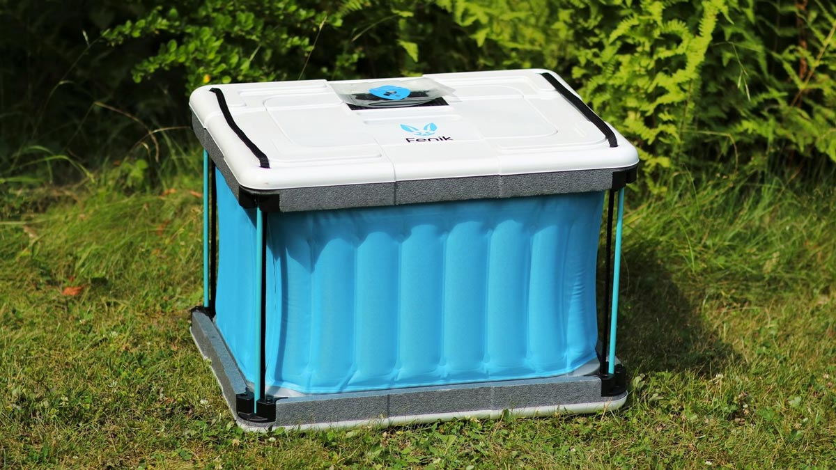 Fenik Yuma Cooler - Ice- & Electricity-Free Fridge