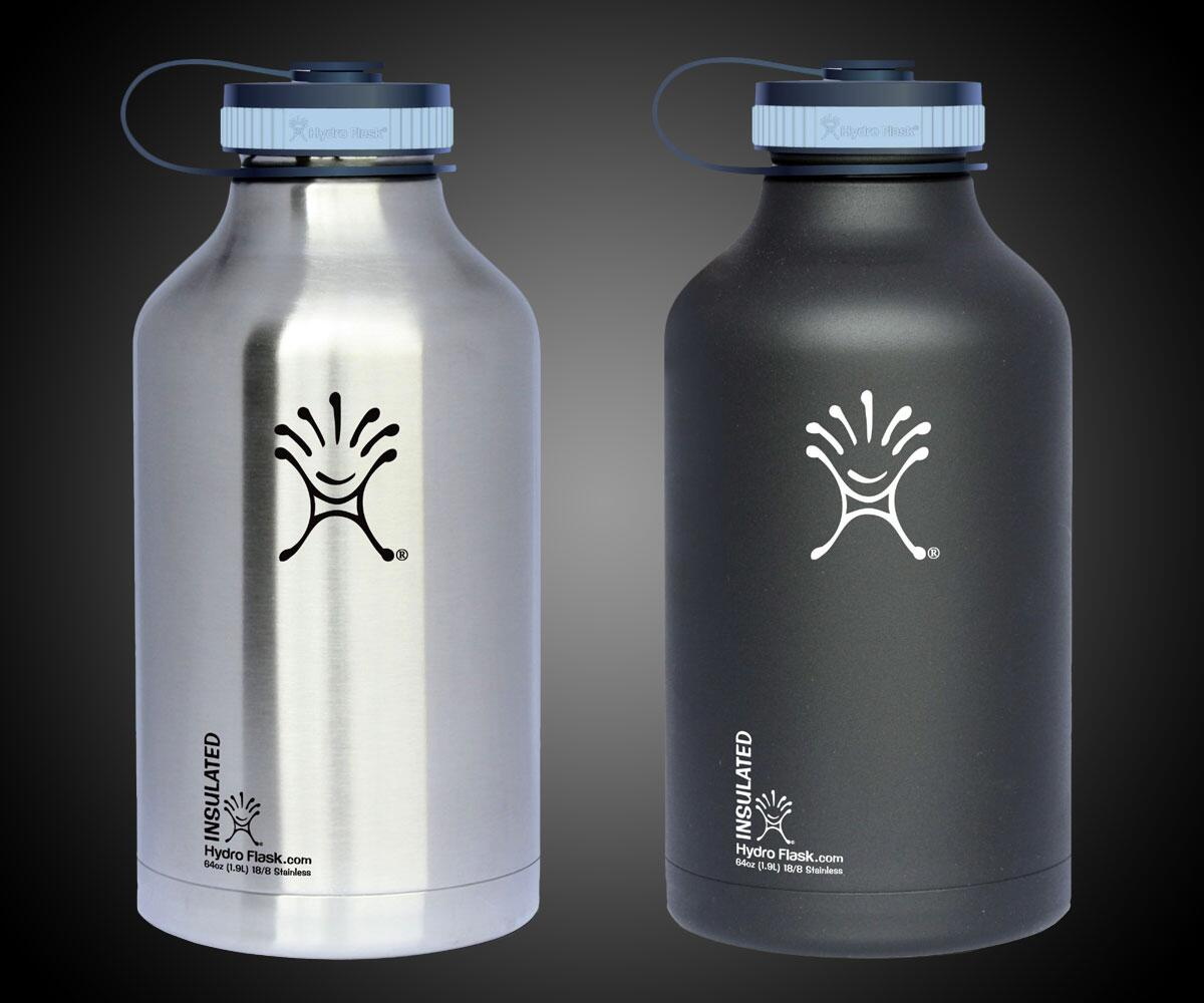 Hydro Flask Insulated Beer Growler Dudeiwantthat Com