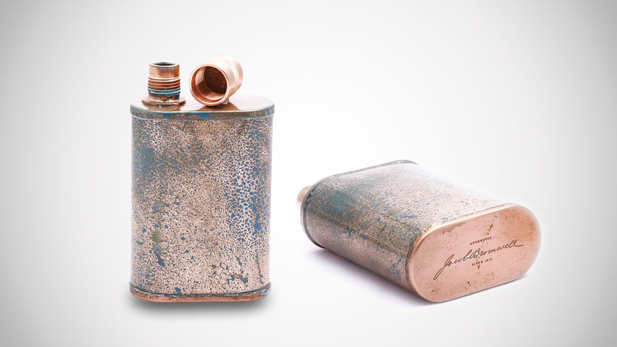 Jacob Bromwell Limited Edition Flasks