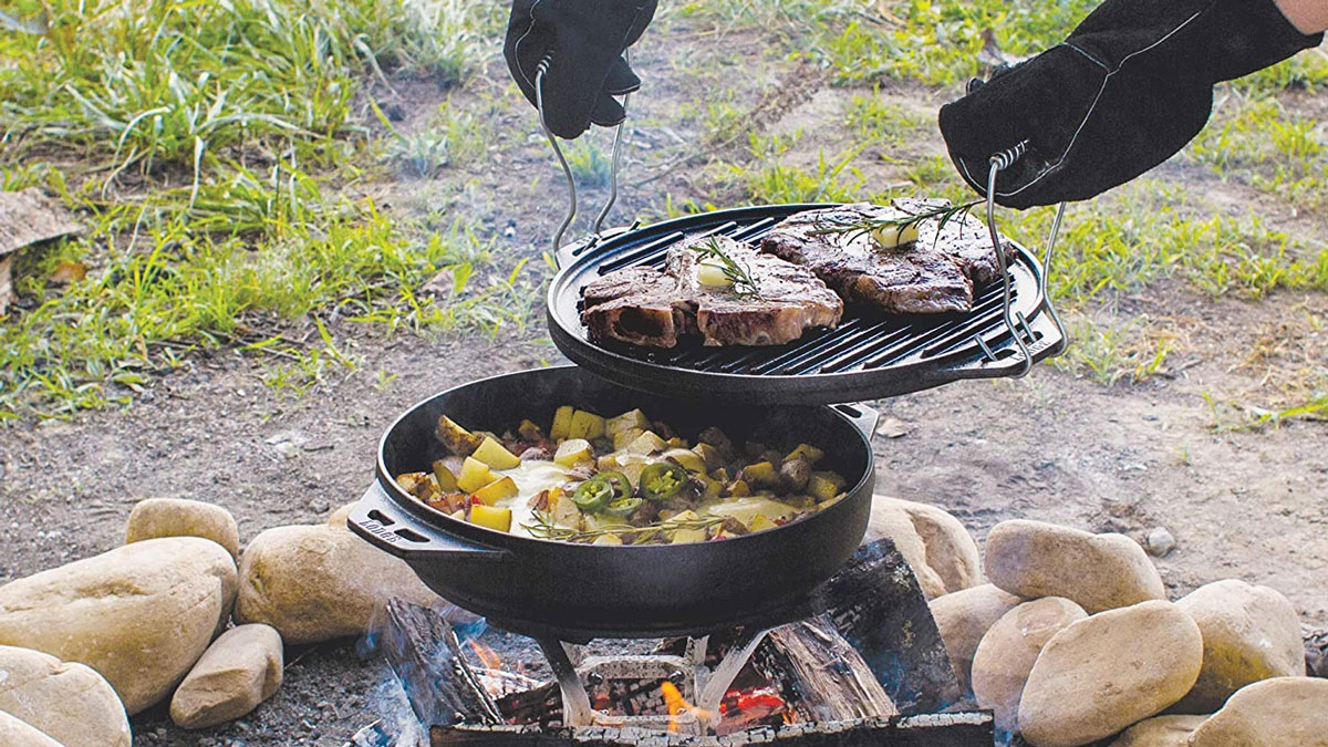 Lodge Cast Iron Cook-It-All Kit
