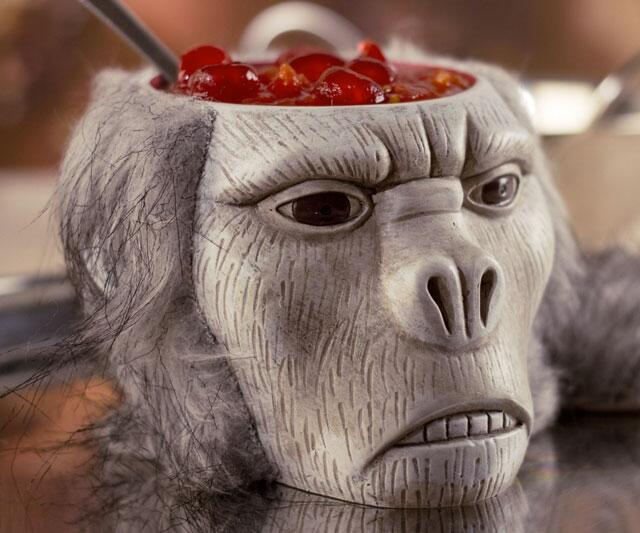 Monkey Brains Bowl Dudeiwantthat Com