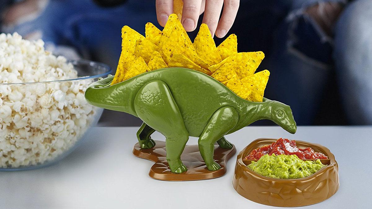 Nachosaurus Chip & Dip Dish Set