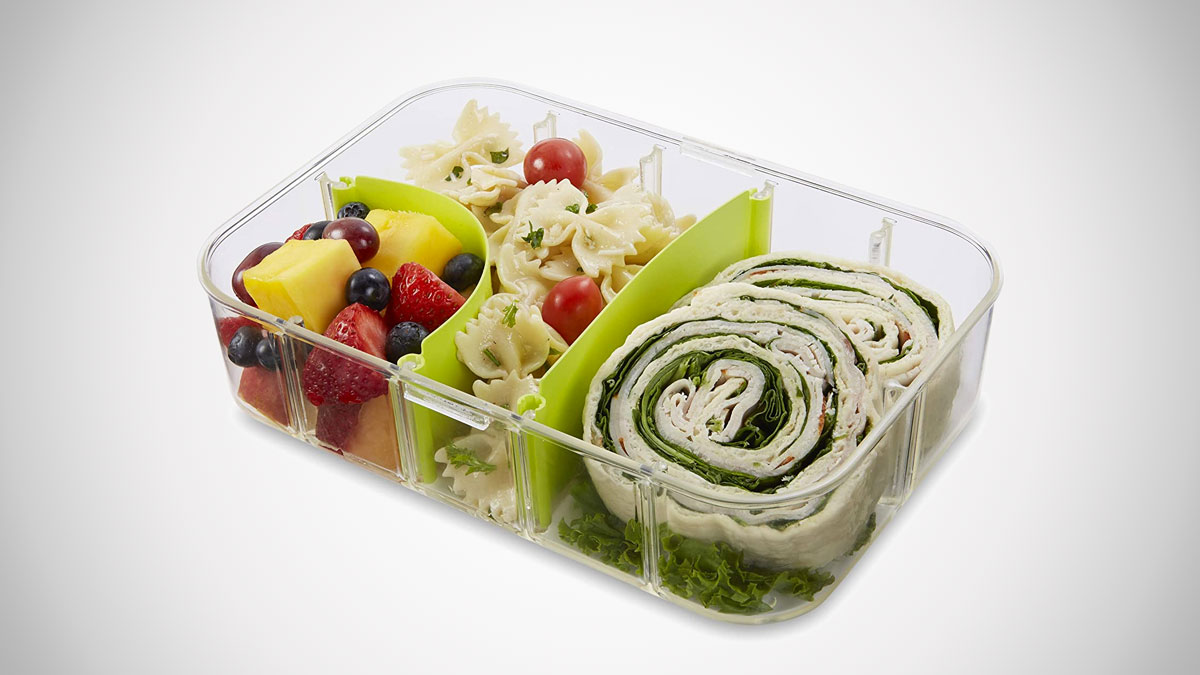 PackIt Flex Bento Food Storage Container