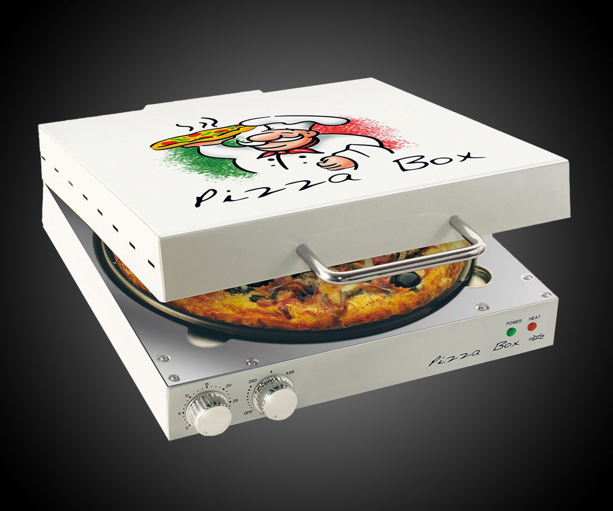 pizza box oven - Countertop Pizza Oven