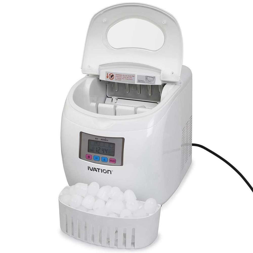Koldfront Portable Countertop Ice Maker : related products koldfront ultra compact portable ice maker $ 119 99 ...