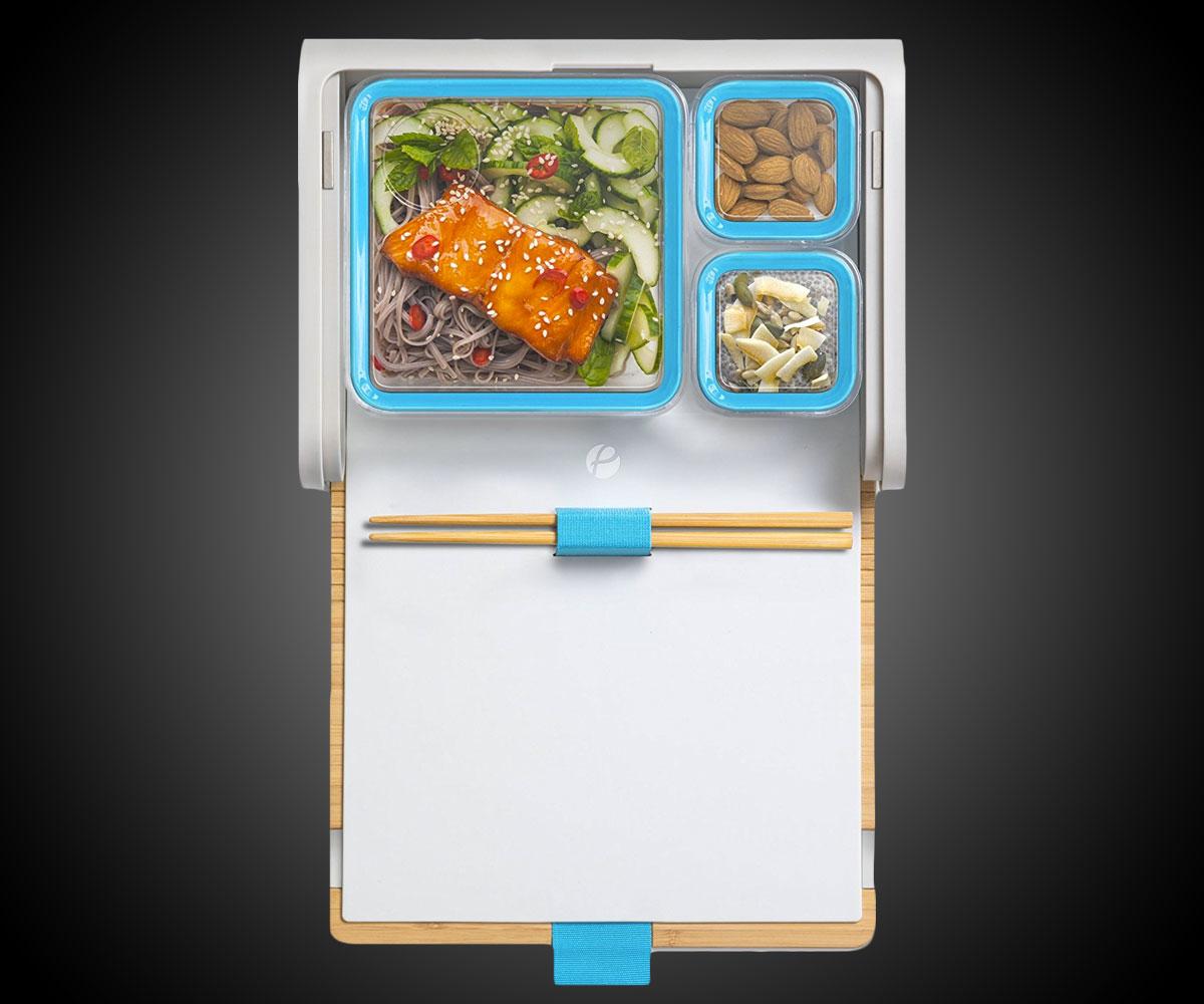 Prep D Pack Modular Lunchbox Dudeiwantthat Com