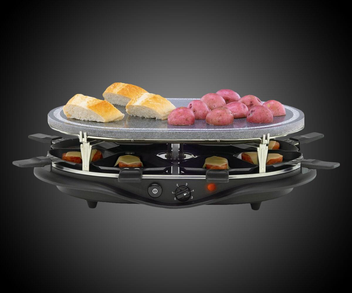 Raclette 8 Person Party Grill
