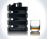 Macallan Scotch & Oakley Flask
