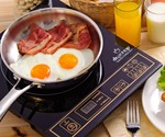 1800-Watt Portable Induction Cooktop