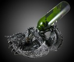 Dragon Wine Bottle Holder