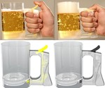 Jokki Hour Foam Making Beer Mug