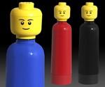 LEGO Water Bottle