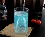 Shark Attack Glass