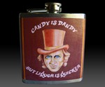 Willy Wonka Flask