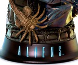 Aliens Four Stages of Fear Beer Stein