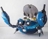 Blue Crab Beverage Tub