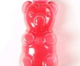 Boozie Bear Flask - Red