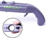 Cap Gun Bottle Opener & Cap Shooter