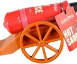 Captain Morgan Hot Sauce Cannon