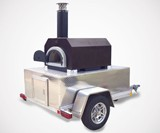 Chicago Brick Oven Mobile Outdoor Pizza Oven