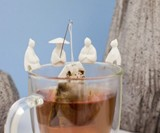 Chinese Fisherman Tea Bag Holders