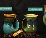 Clay in Motion Handwarmer Mugs