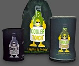 Cooler Torch LED Koozie